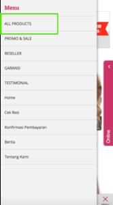 Shop Button Mobile