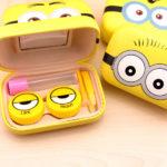 lens case minion